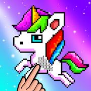 Pixel Puzzles: Color by Number, Pixel Art 2D, 3D