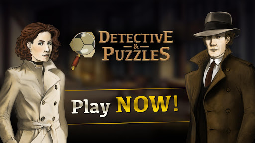 Detective & Puzzles - Mystery Jigsaw Game  screenshots 6