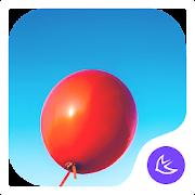 PURE SKY-APUS Launcher theme