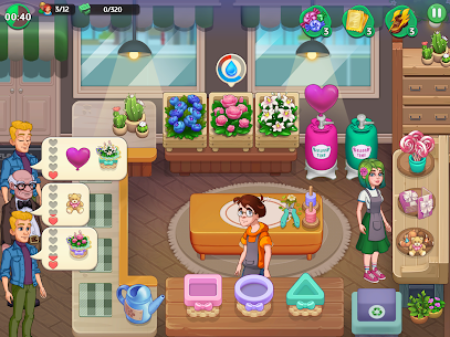 Love and Flowers MOD APK (Unlimited Money) Download 6