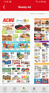 ACME Markets Deals & Rewards