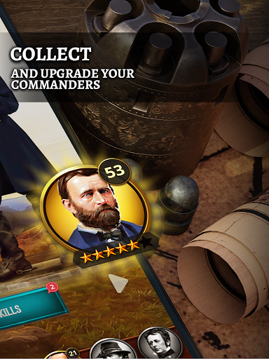 War and Peace: The #1 Civil War Strategy Game 2021.2.1 Screenshots 24