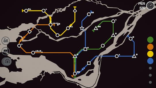 Mini Metro Apk – Mini Metro v2.48.0 MOD APK – TÜM KİLİTLER AÇIK **FULL 2021** 5