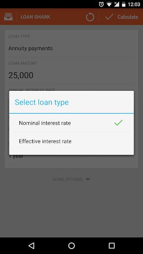 Loan Shark - Loan Calculator, Interest & Repayment For PC Windows (7, 8, 10, 10X) & Mac Computer Image Number- 11