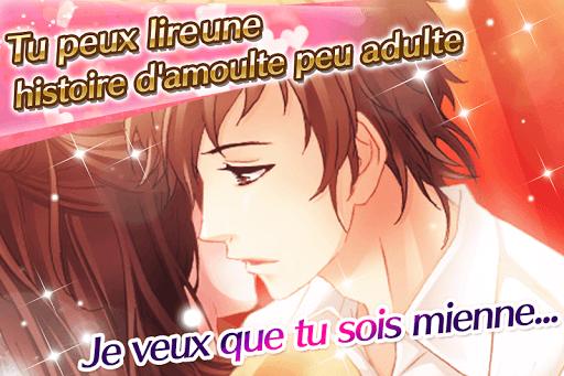 Code Triche Caresses dangereuses: jeux d'amour Otome games (Astuce) APK MOD screenshots 2