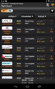 Airline Flight Status Track & Airport FlightBoard