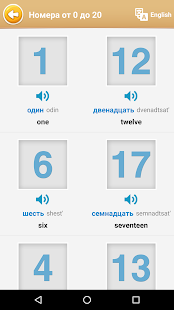 Russian Game: Word Game, Vocabulary Game