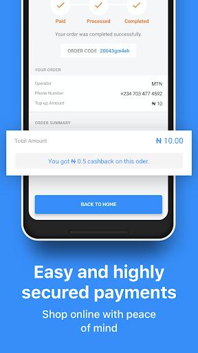 JumiaPay - Airtime & Bills modavailable screenshots 5
