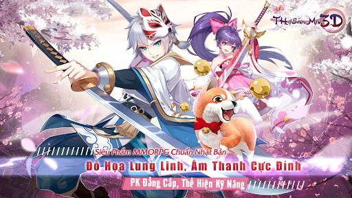 Thu1ee3 Su0103n Ma 3D  screenshots 1