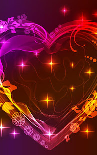 Neon Hearts Live Wallpaper - Apps on Google Play