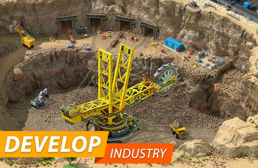 Megapolis: city building simulator. Urban strategy  screen 0