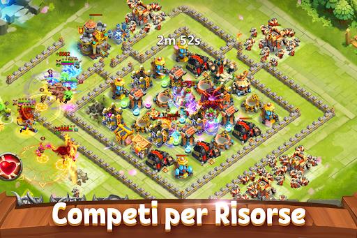 Castle Clash: Gilda Reale Apkfinish screenshots 7