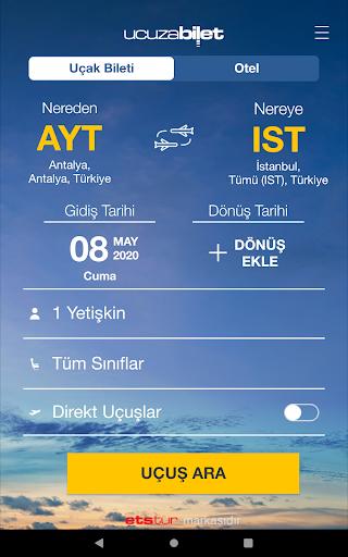 Ucuzabilet - Flight Tickets 3.1.8 Screenshots 17