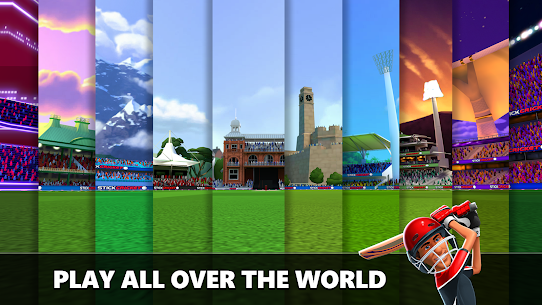 Stick Cricket Live 2020 Mod Apk (Unlimited Coin/Diamond) 6