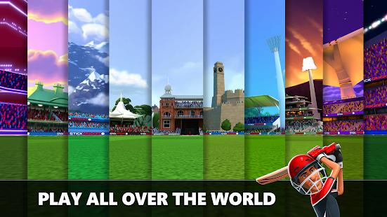 Stick Cricket Live 21 - Play 1v1 Cricket Games Mod Apk