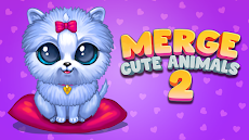 Merge Cute Animals 2: Pet mergerのおすすめ画像1