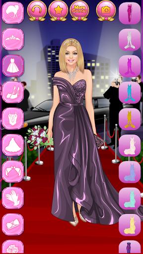 Red Carpet Dress Up Girls Game 1.4 Screenshots 16