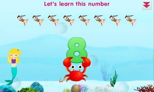 Mermaid Preschool Lessons 1.2.5 screenshots 13