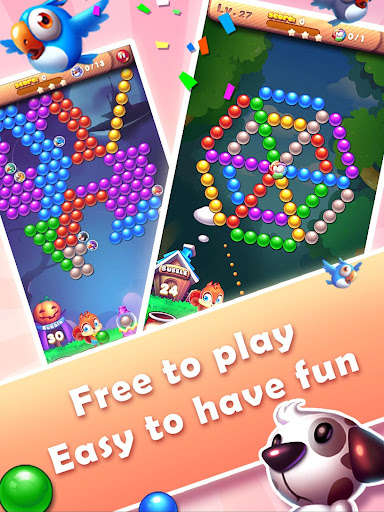 Bubble Bird Rescue 2 - Shoot! 3.1.9 screenshots 11