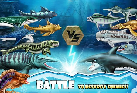Jurassic Dino Water World Mod Apk 12.66 (Unlimited Currency) 3