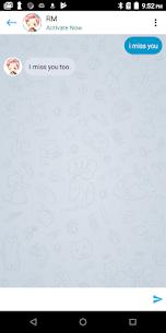 Fake Bts Messenger 13 Mod + APK + Data UPDATED 3