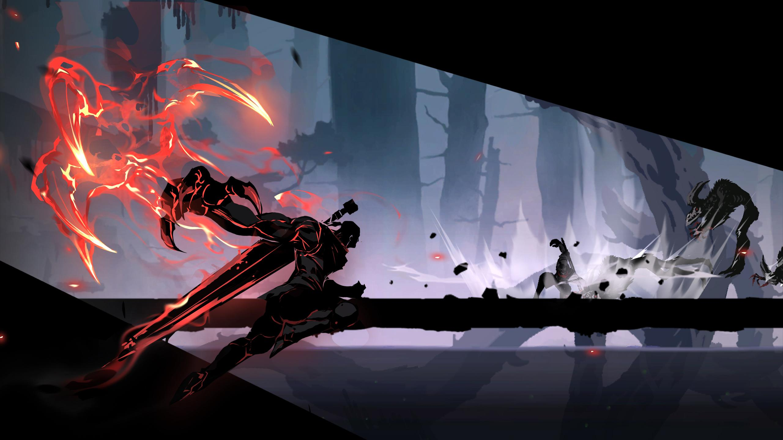 Shadow of Death 2 Mod APK Mod Menu Disable Enemy, Unlimited Souls, Blood, Keys For Android