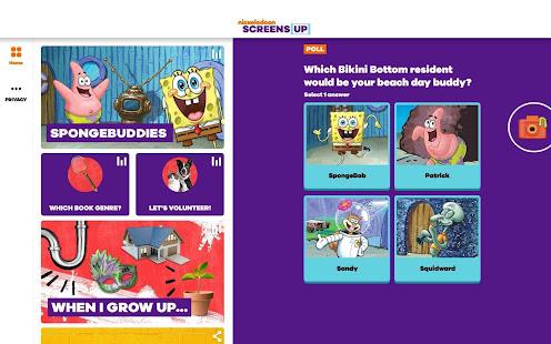 SCREENS UP by Nickelodeon 7.2.1882 Screenshots 5