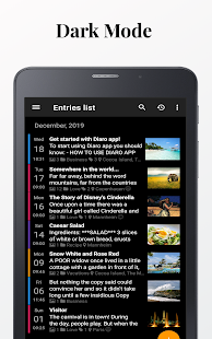 Diaro - Diary, Journal, Mood Tracker with Lock 3.91.0 Screenshots 8