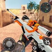 Real Terrorist Shooting Games: Gun Shoot War