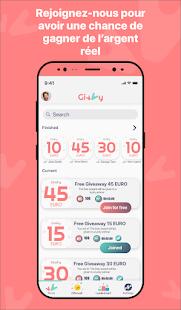 Gagnez de récompenses avec Givvy! screenshots apk mod 1