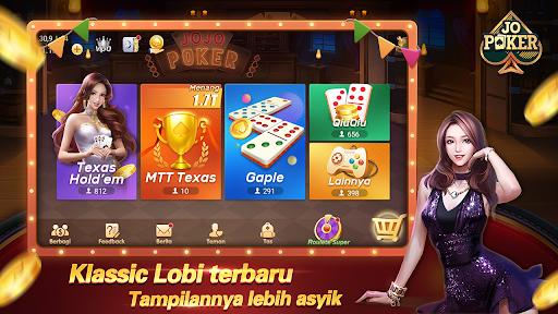 JOJO Texas Domino Gaple QiuQiu Slots Free Game screenshots 1