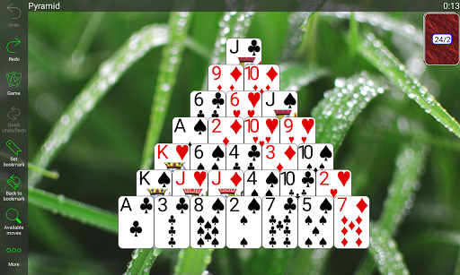 250+ Solitaire Collection 4.15.7 screenshots 19