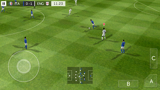 First Touch Soccer 2015 2.09 Apk Mod (Unlocked) 2