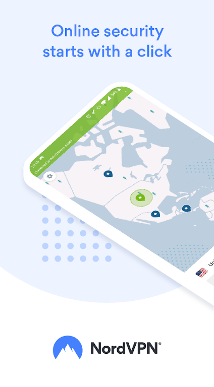 NordVPN: Best VPN Fast, Secure & Unlimited – Apps on Google Play poster 1