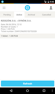 e-podroznik.pl 1.3.13 Screenshots 9