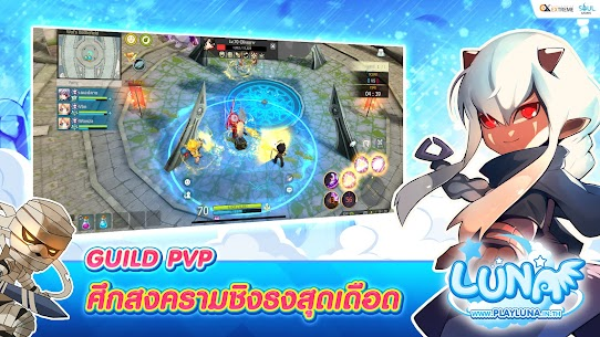 LUNA M: Sword Master MOD APK 1.0.565 (Freeze Enemy) 3