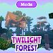 Twilight Forest Mod for Minecraft PE