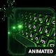 Green Light Animated Keyboard + Live Wallpaper para PC Windows