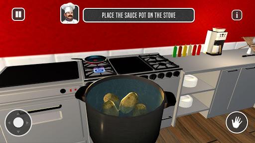 Cooking Spies Food Simulator Game 7 screenshots 5