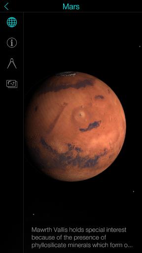 Solar Walk Free - Explore the Universe and Planets 2.5.0.10 Screenshots 5