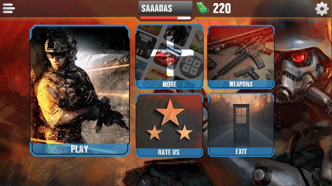 Imágen 2 de Comando Tiroteo Aventura 2020 para android