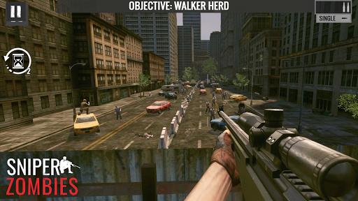 Sniper Zombies: Offline Shooting Games 3D screenshots 19