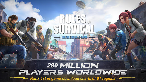 RULES OF SURVIVAL  screenshots 3
