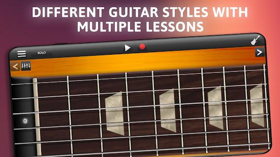 Guitar Solo HD 3.0 Screenshots 3