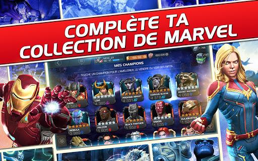 Code Triche Marvel Tournoi des Champions (Astuce) APK MOD screenshots 3