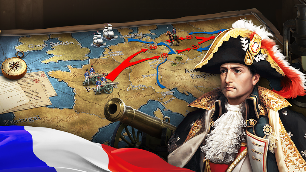 Grand War: Napoleon, Warpath & Strategy Games  poster 8