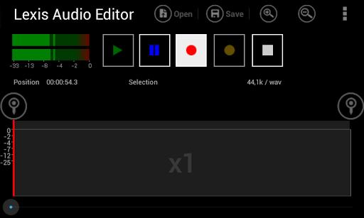 Lexis Audio Editor Apk 2