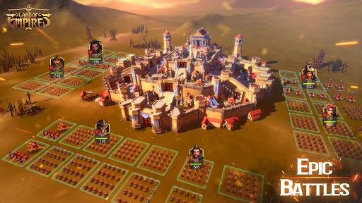 Land of Empires : Epic Strategy Game 0.0.26 screenshots 3