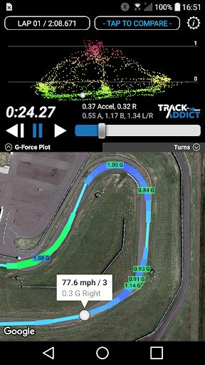 TrackAddict  Screenshots 5