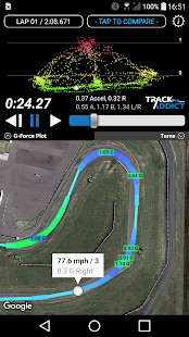 TrackAddict 4.7.1 Screenshots 5